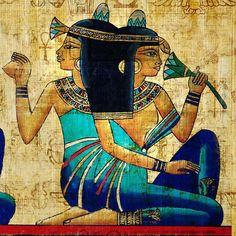 Papyrus Art