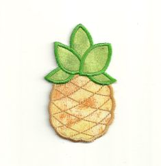 Hey, I found this really awesome Etsy listing at https://www.etsy.com/listing/160823155/pinneapple-patch-custom-made