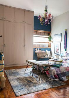 Tesouros vintage | Capítulo 2 - Histórias de Casa House Colors, Decor, Living Room Colors, Living Room, Build Your Own House, Home, Interior, Home Decor, Room