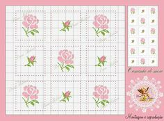 Cross Stitch Flowers, Cross Stitch Patterns, Cross Stitch Boards, Crochet Stitches, Pixel Art, Needlepoint, Diy And Crafts, Projects To Try, Embroidery