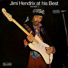 Jimi Hendrix at his Best Volume 1 - vinyl LP