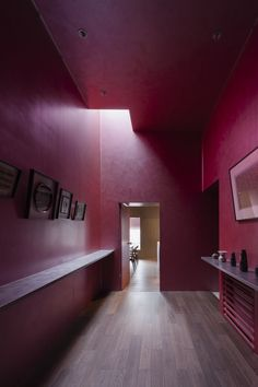 Gallery of Madder Red House  / O.F.D.A.  - 11