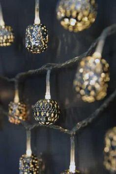 Fancy - Decorative Light Chain - Maroq