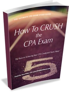 My new CPA exam study guide!