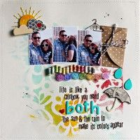 A Project by HelpMeRonda from our Scrapbooking Gallery originally submitted 04/02/12 at 10:07 AM