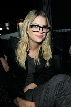 Pin for Later: 69 Celebs With Serious Specs Appeal Ashley Benson