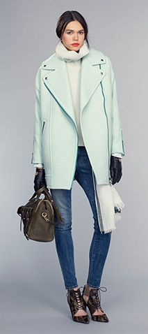 I have a similar coat, love the jeans and shoes and the whole look