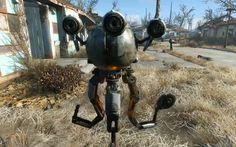fallout 4 robot - Google Search