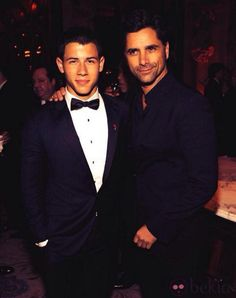 Nick and uncle Jesse