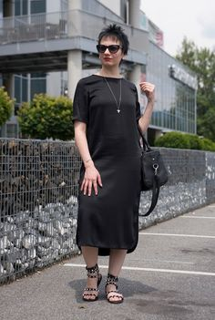 Lena's Modeblog: Black Dress