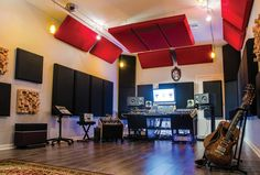 Welcome to the feature that's taking the studio world by storm. We ask you to show off your studio, and here are the results…