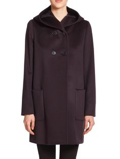 Weekend by maxmara Fago Cashmere Coat in Blue (navy)