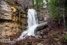 Richards Hollow Waterfall - Logan Utah