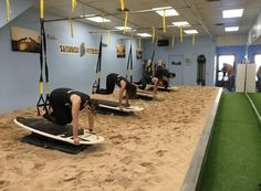 Hit the Sandbox for Your Ultimate Sand-Based Workout Challenge