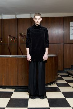 MEI KAWA | Drawstring Loose Wide Leg Trousers