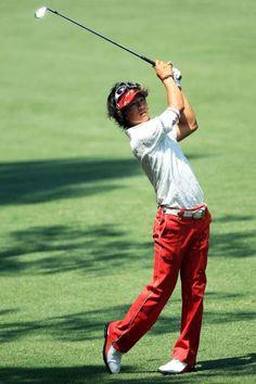 Ishikawa Ryou, Japan's charming golfer