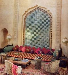 1000 images about nontraditional living room on pinterest for Arabic living room decoration