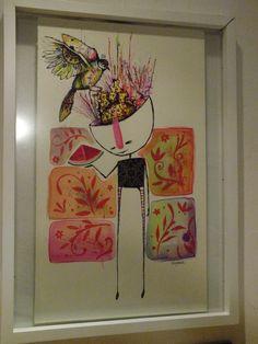 Caminantes  Sleepwalck Exposición Individual en Durazno Casa Colaborativa evento organizado por Platforma que lo representa Anastasiya Namaste, y componen a Durazno Casa Colaborativa Turix y Oscar Nunez. Sleepwalck es conocido por se uno de los más importantes exponentes de arte urbano en Cancún.