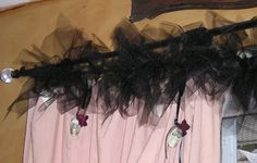 """This garland is """"tulle"""" spooky - Jennifer Rizzo"""