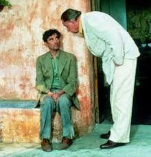 """""""O Carteiro E O Poeta"""" (Il Postino), Itália, 1994, dirigido por Michael Radford."""