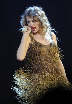 Taylor Swift Photos Photos - 4-time Grammy winner Taylor Swift took the unprecedented step of opening the last dress rehearsal for her Speak Now Tour for fans as a fundraiser to benefit victims of recent deadly tornadoes in the Southeast. The sold-out show raised over $750,000.00 and was held at the Bridgestone Arena in Nashville, Tennessee on May 21, 2011. - Taylor Swift Opens Final Dress Rehearsal For Speak Now Tour As A Benefit For Tornado Victims - Show