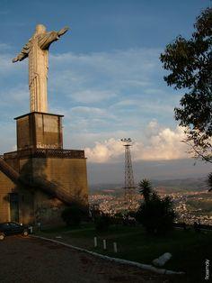 Poços de Caldas - Informações Turísticas: PONTOS TURÍSTICOS - Cristo Redentor - MG