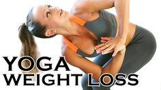 Detox & Weight Loss Yoga Workout #4 - 20 Minute Fat Burning Yoga Meltdow...