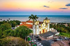 Foto: Alto da Sé - Olinda, Pernambuco    por Mauricio Gomes de Oliveira - 13/08/2016