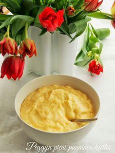 Mangopuuro — Peggyn pieni punainen keittio Baby Food Recipes, Cornbread, Mashed Potatoes, Macaroni And Cheese, Ethnic Recipes, Recipes For Baby Food, Millet Bread, Whipped Potatoes, Mac And Cheese
