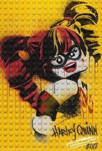 Rilasciati gli 11 coloratissimi characters poster italiani di #LEGOBatman - Il Film