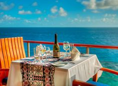 Dining @ Royal Davui Island Resort #fiji #travel #islands