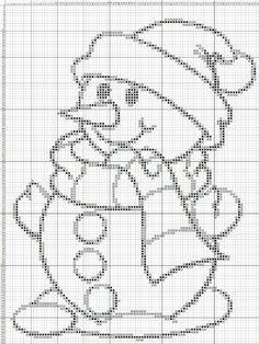 Free Crochet Doily Patterns, Filet Crochet Charts, Knitting Charts, Cross Stitch Alphabet Patterns, Cross Stitch Charts, Cross Stitch Designs, Crochet Crocodile Stitch, Cross Stitch Animals, Tapestry Crochet