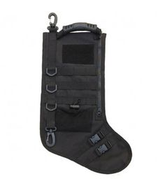 Tactical Stocking w/ MOLLE **Hero Provisions: off duty apparel, gear & gifts for Police, Fire, EMS, Military & Private Security**