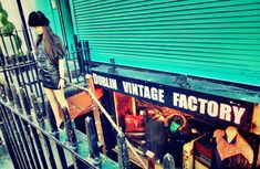 Here's your guide to the best second hand and vntage shops Dublin has to offer...