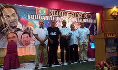 SEMBRONG BANGKIT - BP SEJAHTERA: Majlis makan malam Keadilan Sembrong berjaya...