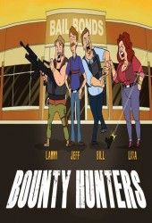 Bounty Hunters stars the voices of Jeff Foxworthy, Bill Engvall and Larry the Cable Guy as they track down fugitives for their two-bit bounty hunting business. Jeff (Jeff Foxworthy), Bill (Bill Engvall) and Larry (Larry the Cable Guy) are old pals who work together at Barton Bounty Hunters in the small Southern town of Skeeter Creek. Read more at http://www.iwatchonline.to/episode/33231-bounty-hunters-s01e10#5Z7UCJt82WA4ys2d.99
