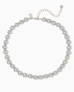 charming charlie | Princess & The Pearl Choker Necklace #charmingcharlie