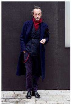 Men's Street Style, London