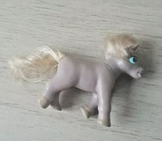 Rose Grey magazine pony