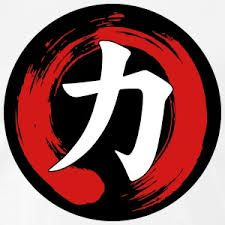 Image result for chinese symbol for strength