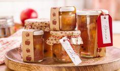 Bratapfel-Vanille-Konfitüre Rezept | Dr. Oetker
