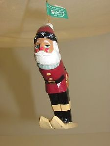 Randy Tate/Santa on skis | eBay