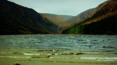 Glendalough Upper Lake.