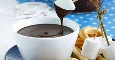 Choco Dip Delight on www. Chocolate Fondue, Ph, Make It Yourself, Desserts, Recipes, Food, Tailgate Desserts, Deserts, Recipies