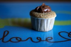 Coffee Cupcakes with Butter Whipped Baileys Chocolate Ganache