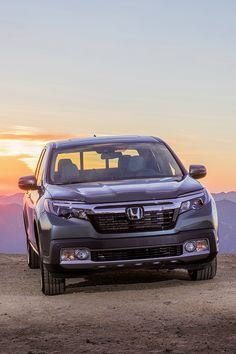 Get The Big Picture When You Explore Someplace New In 2017 Honda Ridgeline RTL