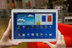 Samsung Galaxy Note 10.1 2014 Edition -  top tablet 2013