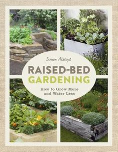 Raised-Bed+Gardening:+How+to+Grow+More+and+Water+Less