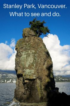 Stanley Park in Vancouver, BC, Canada - What is there to see and do?