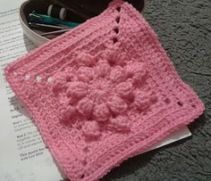 Ravelry: Hydrangea Flower in Bloom pattern by Barbara Rewis
